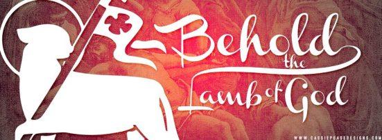 Lamb of God Pease
